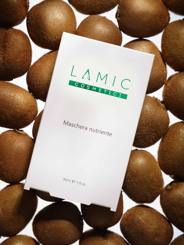 Питательная маска «Lamic Maschera nutriente» набор из 3 масок