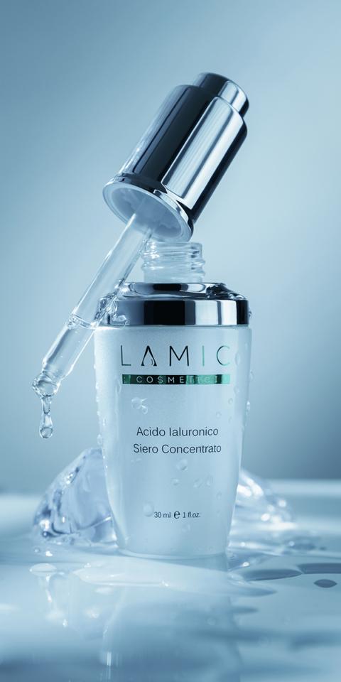 Сыворотка с гиалуроновой кислотой «Lamic acido ialuronico» 1,5%